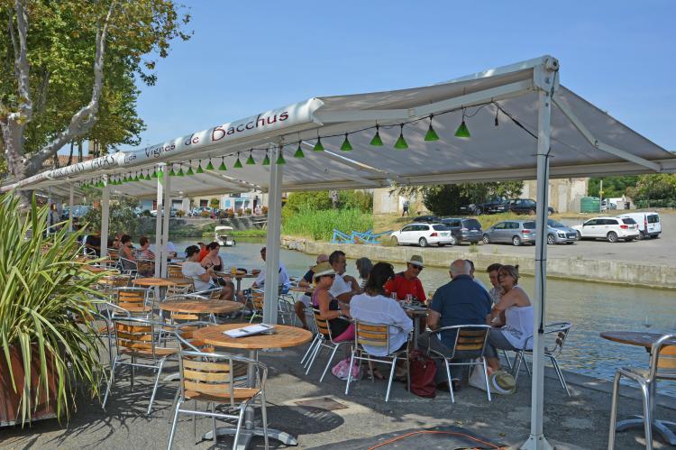 VakantiehuisFrankrijk - Languedoc-Roussillon: Péniche gîte Lodela  [30]