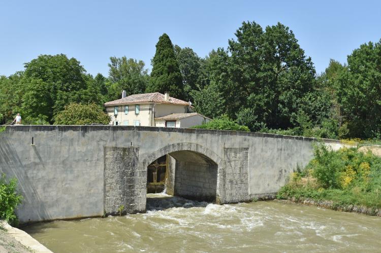 VakantiehuisFrankrijk - Languedoc-Roussillon: Péniche gîte Lodela  [27]