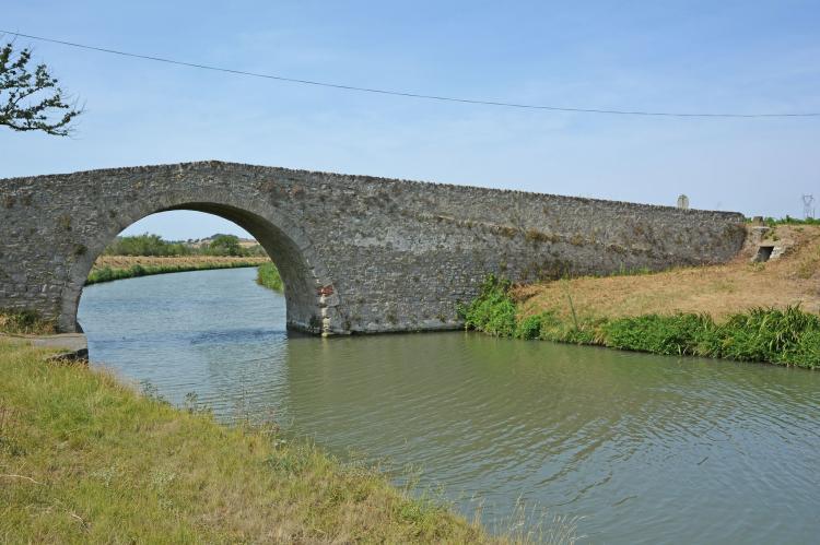 VakantiehuisFrankrijk - Languedoc-Roussillon: Péniche gîte Lodela  [33]
