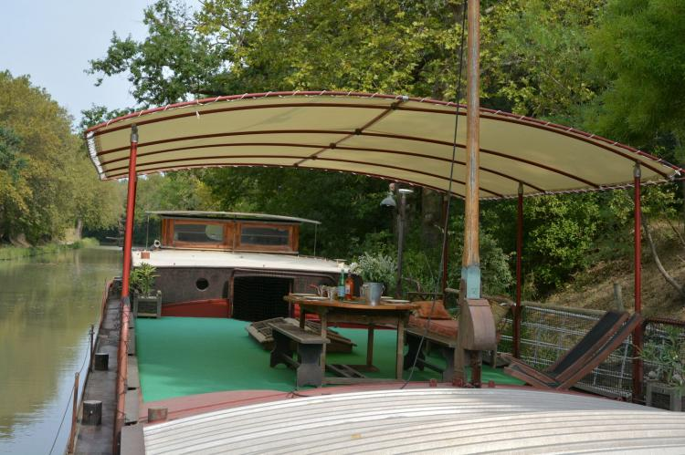 VakantiehuisFrankrijk - Languedoc-Roussillon: Péniche gîte Lodela  [19]