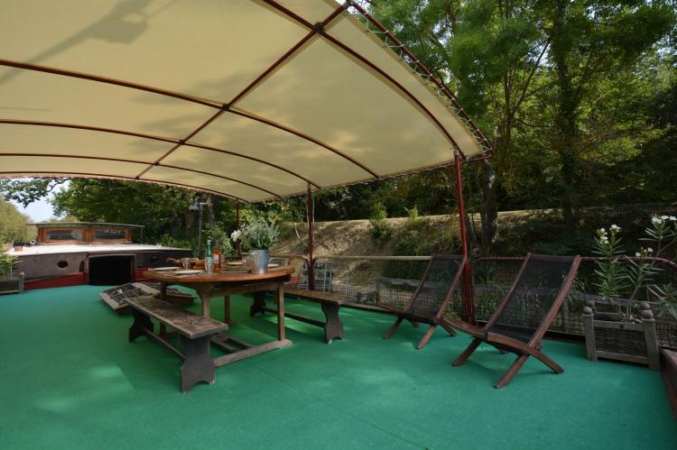 VakantiehuisFrankrijk - Languedoc-Roussillon: Péniche gîte Lodela  [20]