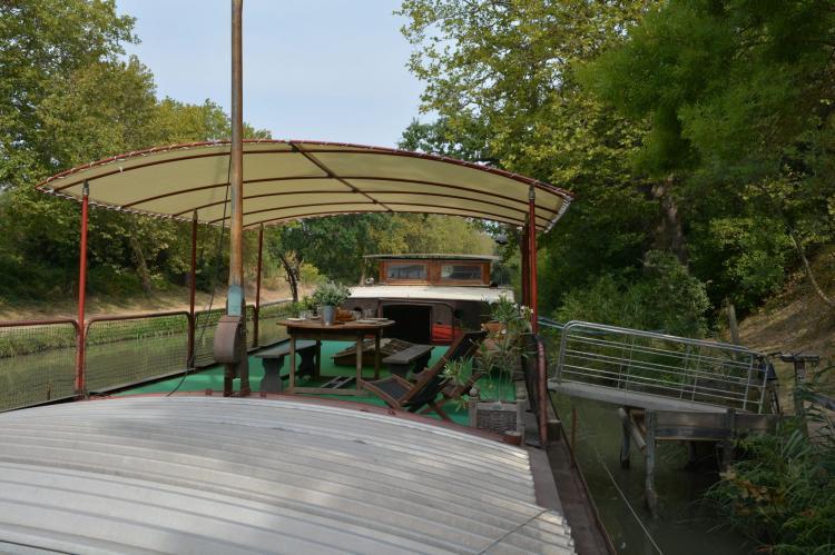 VakantiehuisFrankrijk - Languedoc-Roussillon: Péniche gîte Lodela  [21]