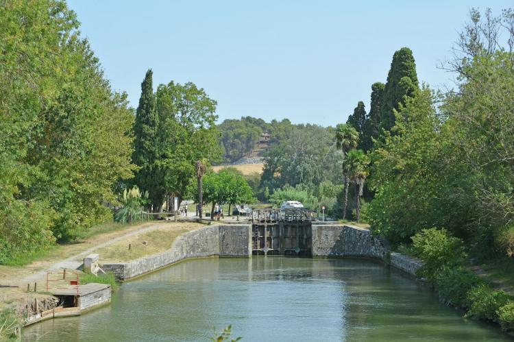VakantiehuisFrankrijk - Languedoc-Roussillon: Péniche gîte Lodela  [32]