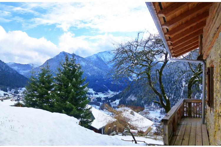 FerienhausFrankreich - Nördliche Alpen: Chalet Petit Châtel  [1]