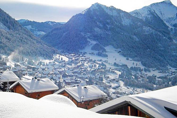 FerienhausFrankreich - Nördliche Alpen: Chalet Petit Châtel  [13]