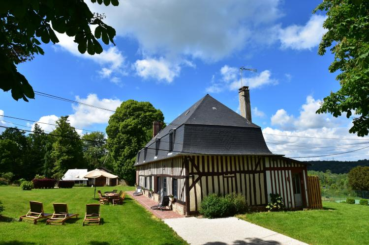 Holiday homeFrance - Normandy: Grand Gîte  [2]