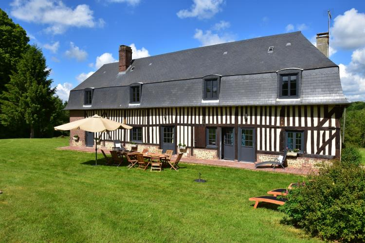 Holiday homeFrance - Normandy: Grand Gîte  [1]
