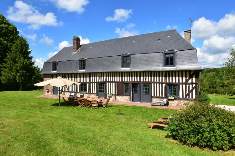 Holiday homeFrance - Normandy: Grand Gîte  [3]
