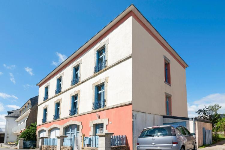 """Holiday homeFrance - Brittany: """"Ancienne Gendarmerie"""" appartment B  [8]"""