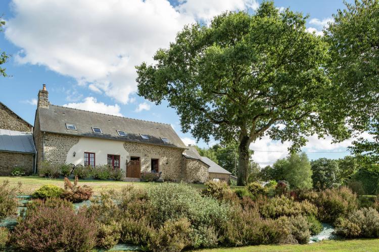 Holiday homeFrance - Brittany: Maison à 1/2h du Mont Saint Michel  [20]