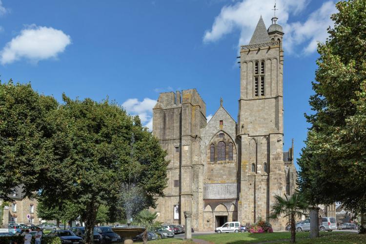 Holiday homeFrance - Brittany: Maison à 1/2h du Mont Saint Michel  [25]