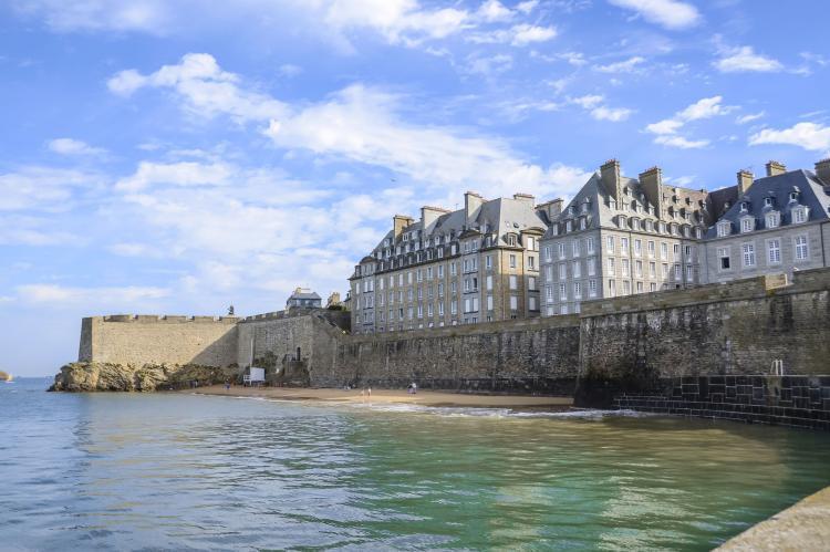 Holiday homeFrance - Brittany: Maison à 1/2h du Mont Saint Michel  [23]