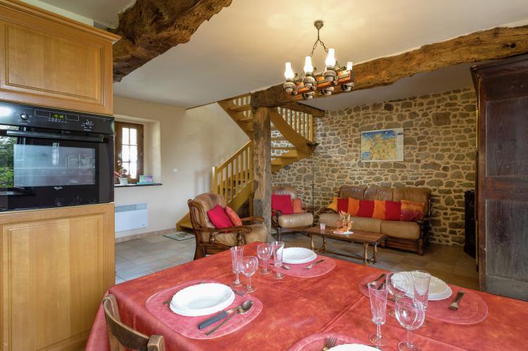 Holiday homeFrance - Brittany: Maison à 1/2h du Mont Saint Michel  [10]