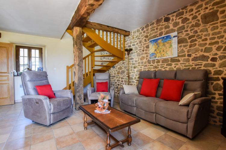 Holiday homeFrance - Brittany: Maison à 1/2h du Mont Saint Michel  [2]