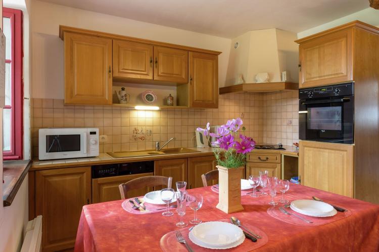 Holiday homeFrance - Brittany: Maison à 1/2h du Mont Saint Michel  [9]