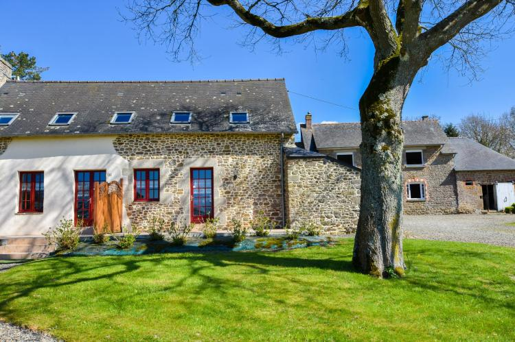 Holiday homeFrance - Brittany: Maison à 1/2h du Mont Saint Michel  [6]