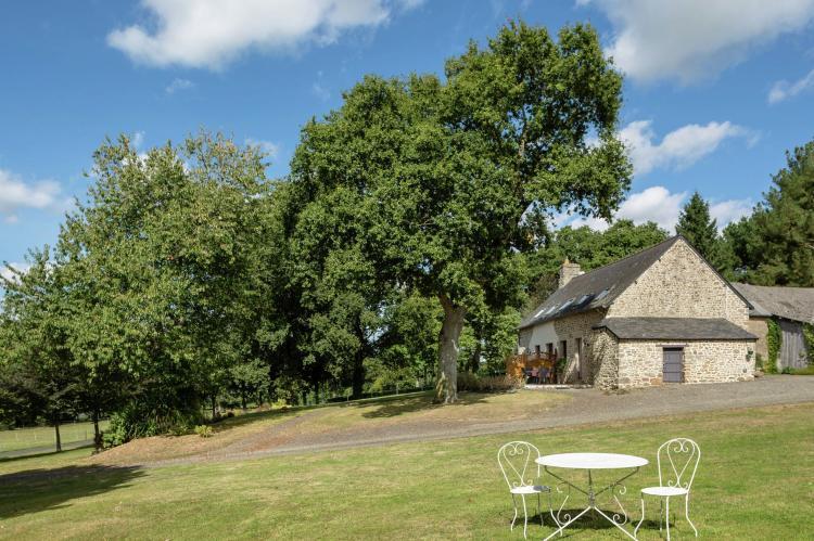 Holiday homeFrance - Brittany: Maison à 1/2h du Mont Saint Michel  [17]