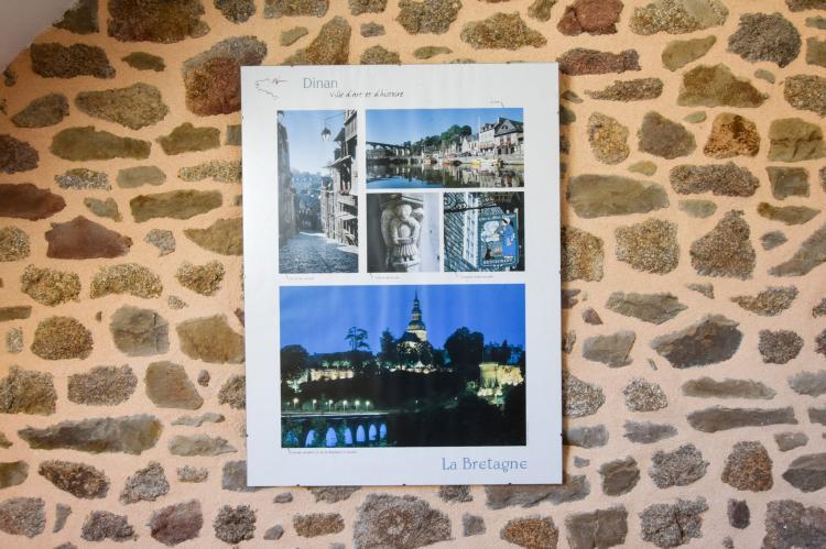 Holiday homeFrance - Brittany: Maison à 1/2h du Mont Saint Michel  [11]