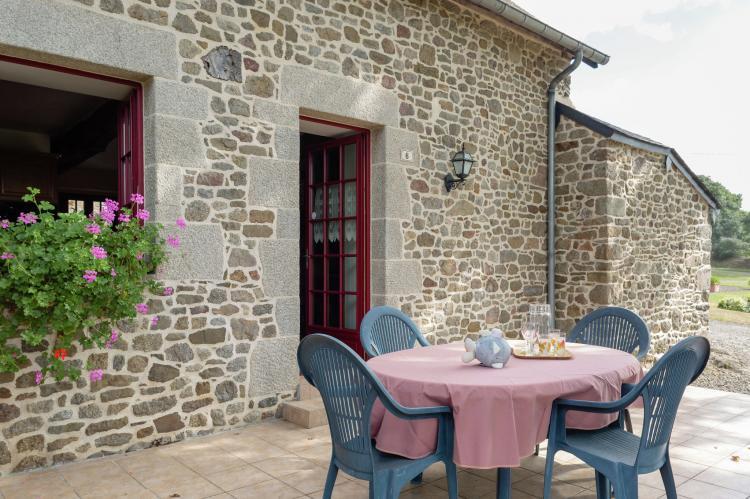 Holiday homeFrance - Brittany: Maison à 1/2h du Mont Saint Michel  [5]