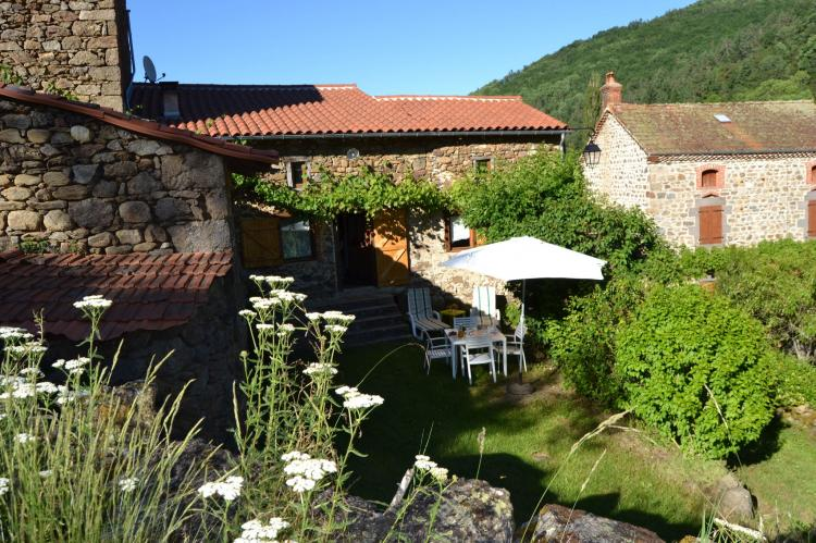 Holiday homeFrance - Auvergne: Gite - VILLENEUVE D'ALLIER  [2]