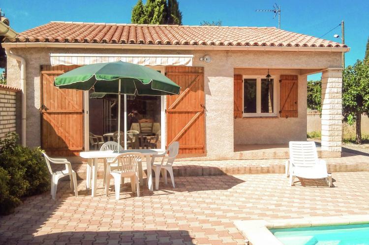 VakantiehuisFrankrijk - Languedoc-Roussillon: Jurio - ARGELIERS  [3]