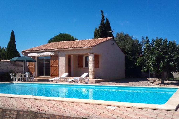 VakantiehuisFrankrijk - Languedoc-Roussillon: Jurio - ARGELIERS  [2]