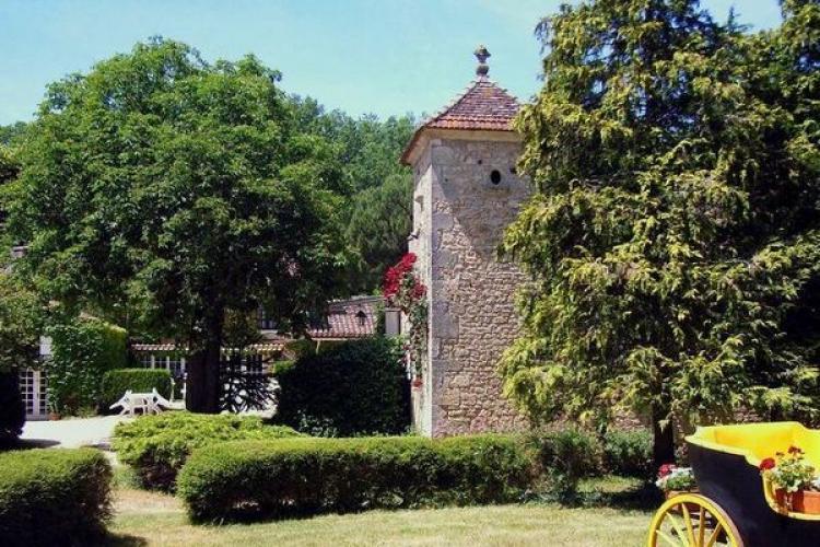 VakantiehuisFrankrijk - Atlantische kust: Domaine de Gavaudun - Villa Périgord  [4]