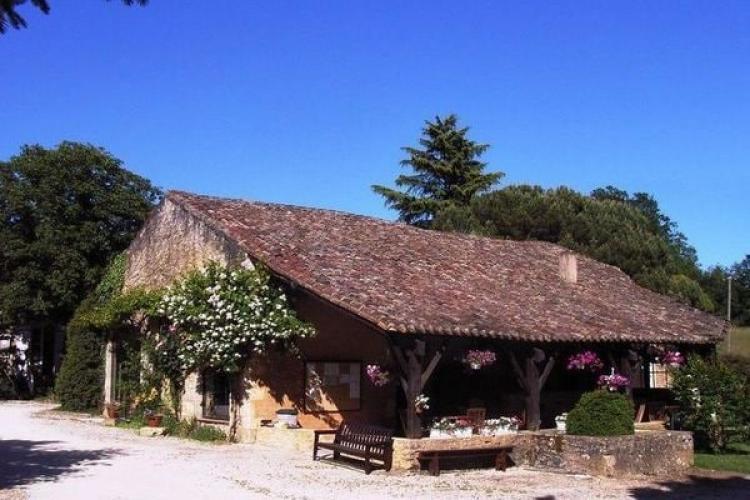 VakantiehuisFrankrijk - Atlantische kust: Domaine de Gavaudun - Villa Périgord  [21]