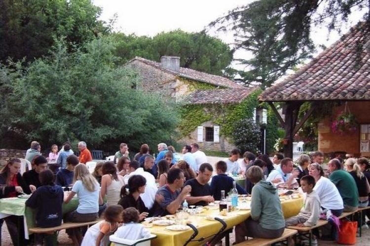 Holiday homeFrance - Atlantic Coast: Domaine de Gavaudun - Villa Quercy  [33]