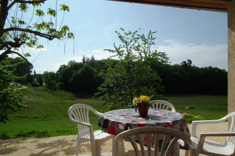 Holiday homeFrance - Atlantic Coast: Domaine de Gavaudun - Maisonnette du Lot  [9]