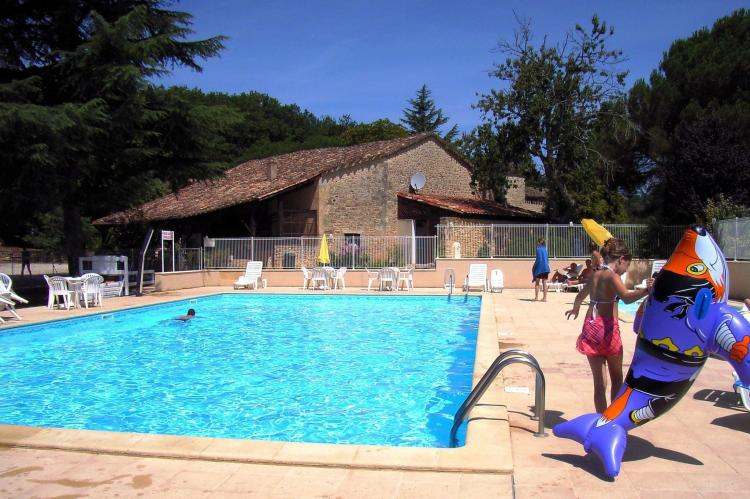 Holiday homeFrance - Atlantic Coast: Domaine de Gavaudun - Maisonnette du Lot  [14]