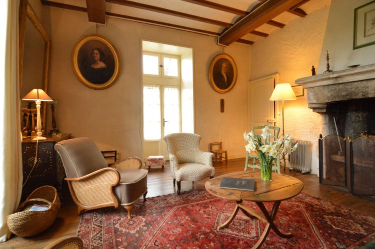 Holiday homeFrance - Loire: Le Château de La Gau  [2]