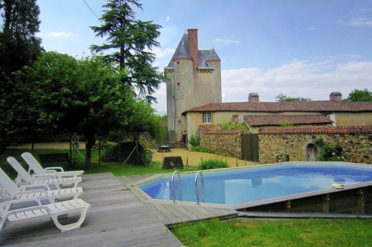 Holiday homeFrance - Loire: Le Château de La Gau  [1]