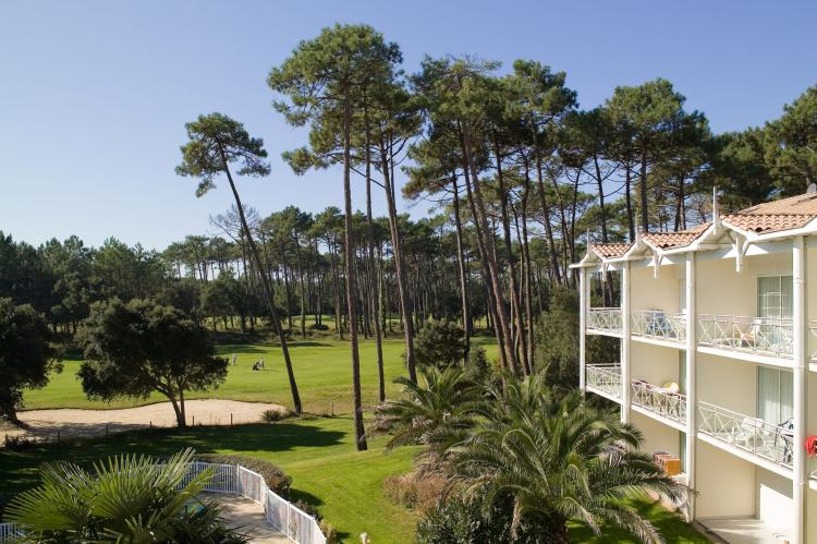 Holiday homeFrance - Atlantic Coast: Résidence du Golf 8  [3]