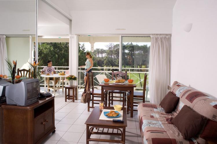 Holiday homeFrance - Atlantic Coast: Résidence du Golf 8  [12]