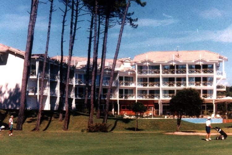 Holiday homeFrance - Atlantic Coast: Résidence du Golf 8  [4]