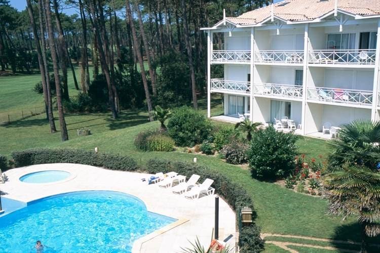 Holiday homeFrance - Atlantic Coast: Résidence du Golf 8  [7]