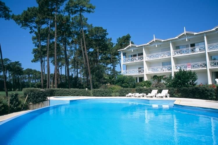 Holiday homeFrance - Atlantic Coast: Résidence du Golf 8  [6]