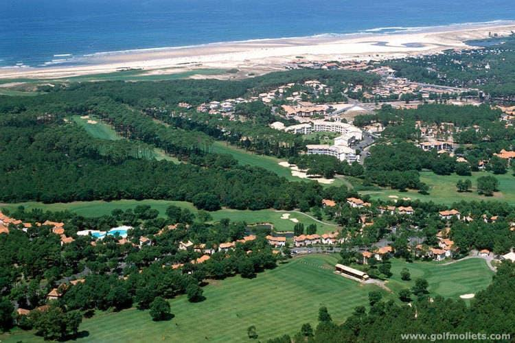 Holiday homeFrance - Atlantic Coast: Résidence du Golf 8  [23]