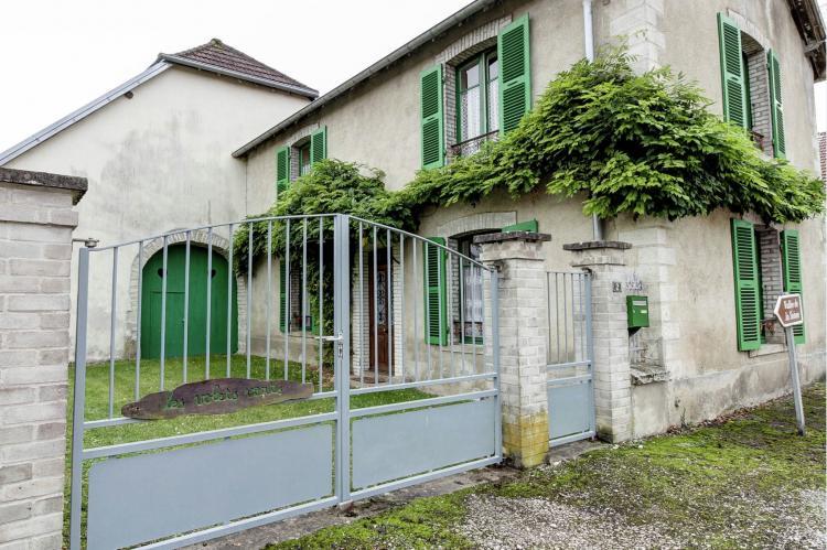 Holiday homeFrance - Franche-Comté: Les Volets Verts  [6]