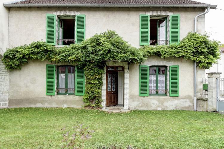 Holiday homeFrance - Franche-Comté: Les Volets Verts  [1]