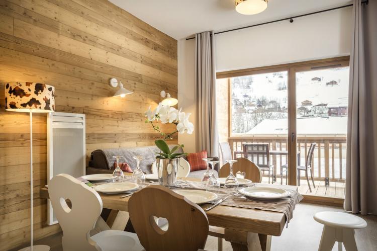 VakantiehuisFrankrijk - Noord Alpen: Résidence La Clé des Cimes 1  [6]