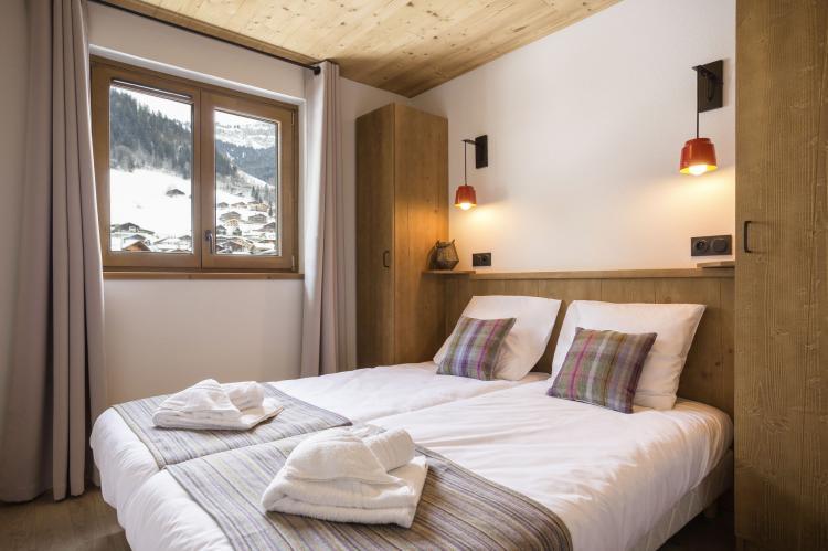VakantiehuisFrankrijk - Noord Alpen: Résidence La Clé des Cimes 1  [3]