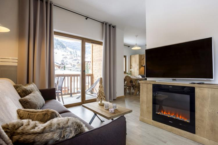 FerienhausFrankreich - Nördliche Alpen: Résidence La Clé des Cimes 1  [2]