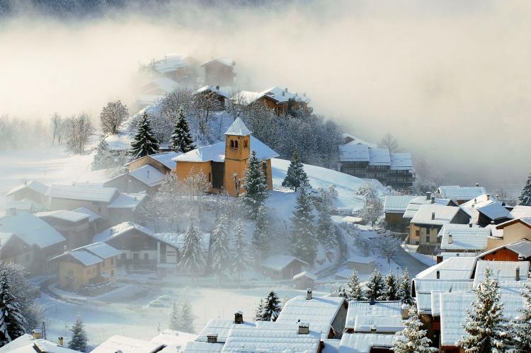 FerienhausFrankreich - Nördliche Alpen: Chalet Carella  [21]