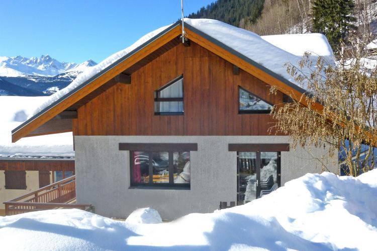 FerienhausFrankreich - Nördliche Alpen: Chalet Carella  [2]