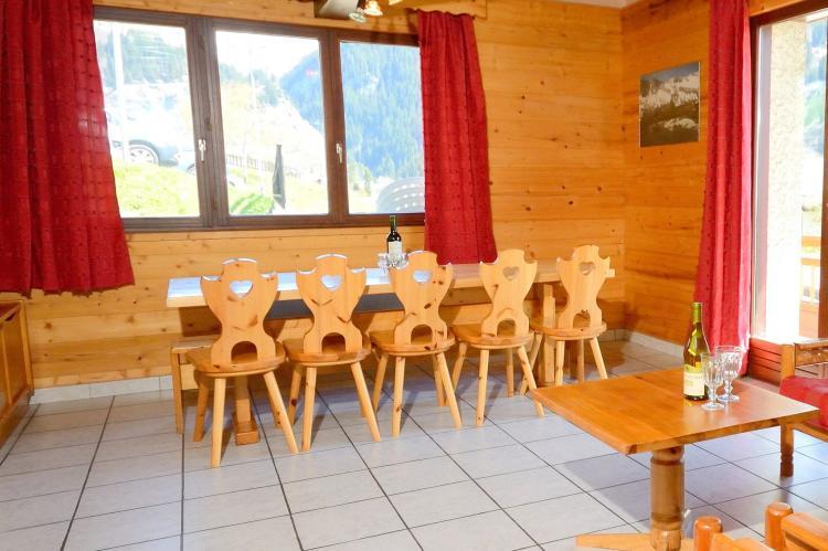 FerienhausFrankreich - Nördliche Alpen: Chalet Carella  [5]