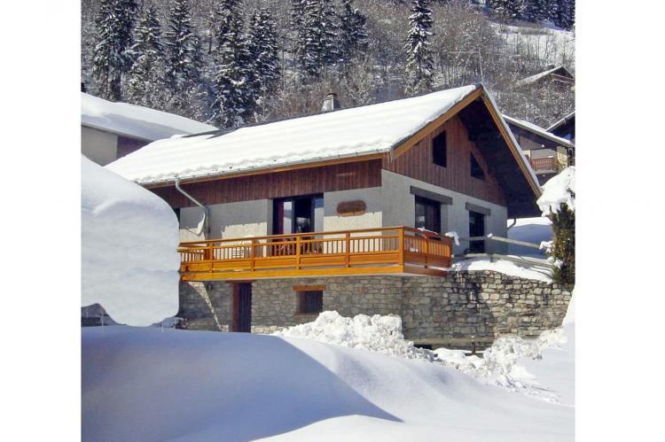 FerienhausFrankreich - Nördliche Alpen: Chalet Carella  [1]