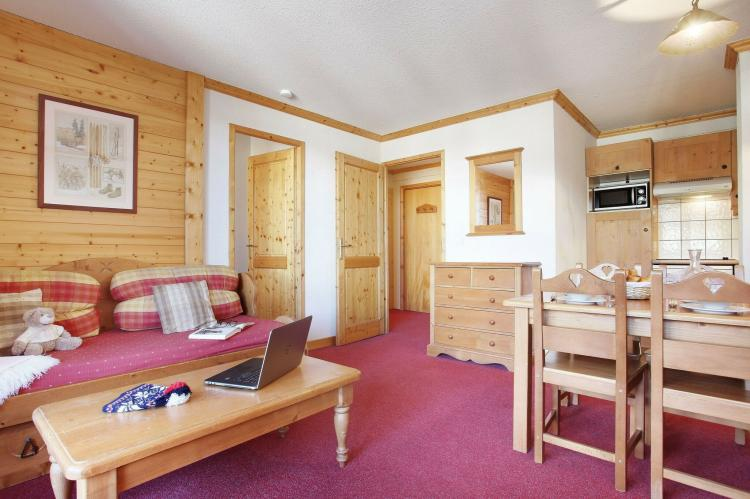 Holiday homeFrance - Northern Alps: Résidence Le Village 3  [4]