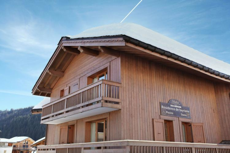 Holiday homeFrance - Northern Alps: Résidence Le Village 3  [23]
